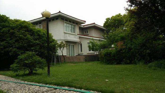 上海西郊华城别墅